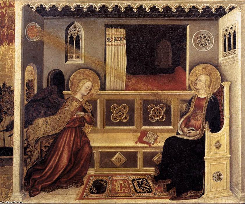 Gentile da Fabriano, Anunciación, (1425)