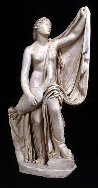 Leda con el cisne, Timotheus, 360 a. C.