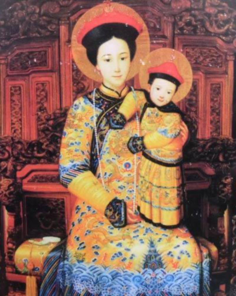 Nuestra señora de China