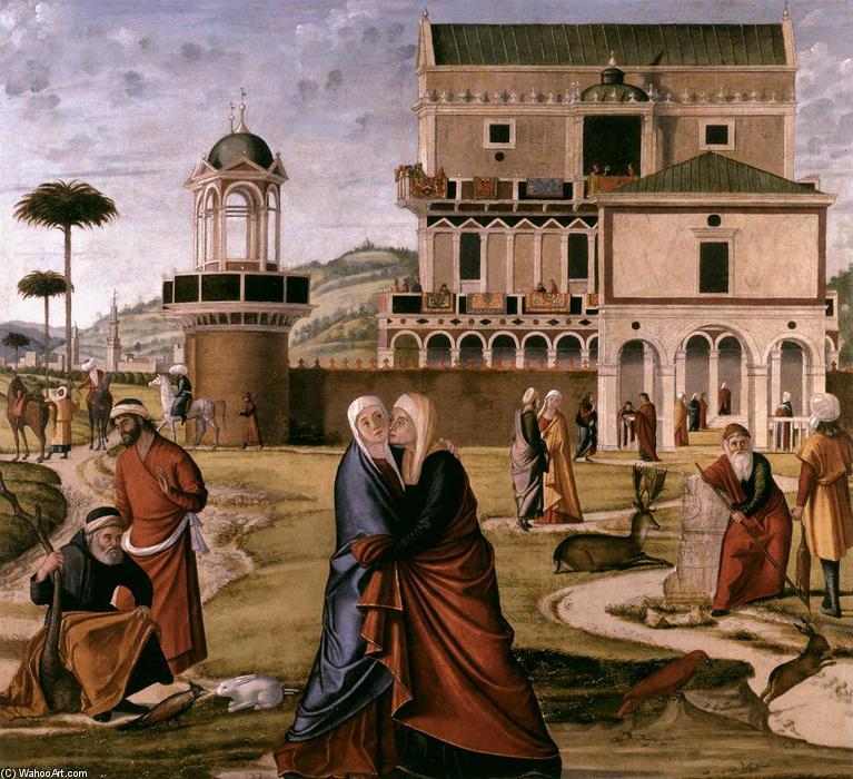 Vittore Carpaccio, Visitación (1504)